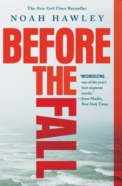 Before the Fall cover