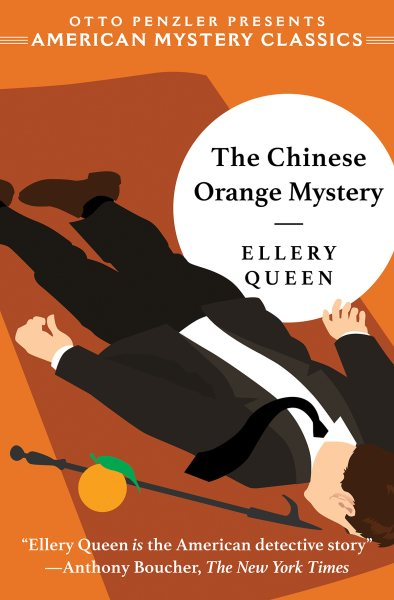 The Chinese Orange Mystery cover