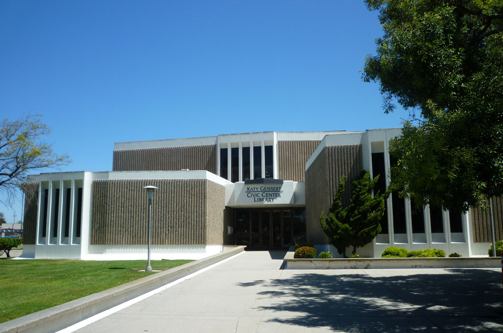 Katy Geissert Civic Center Library